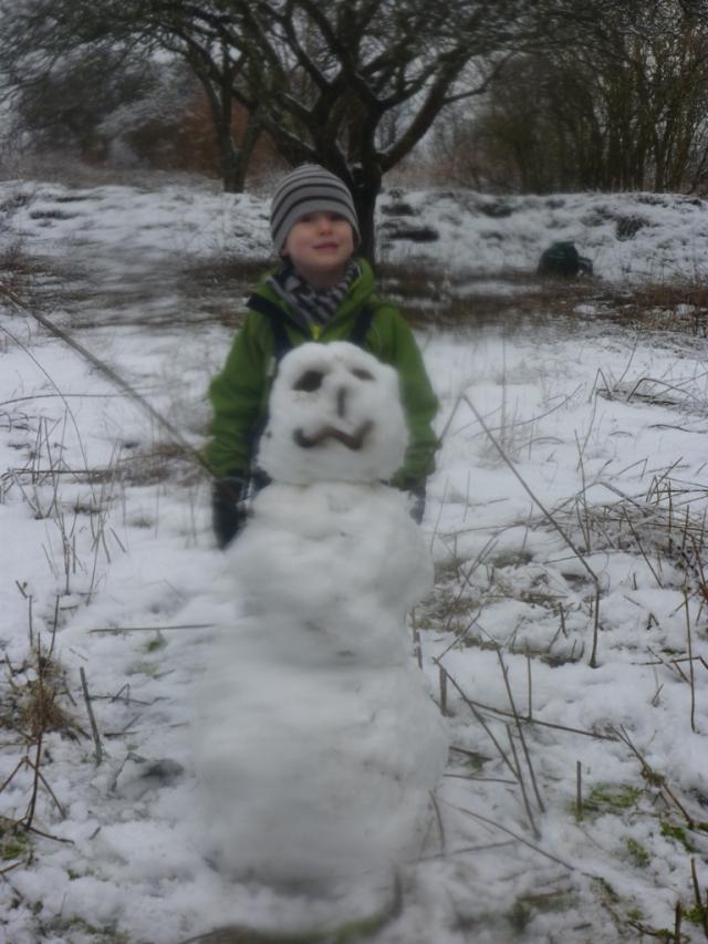 snowman r
